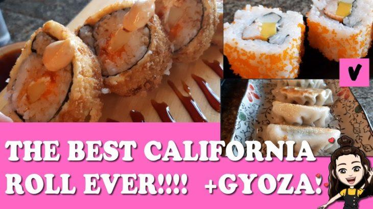 Matsunoya Japanese Restaurant   The Best California Roll Ever!!