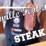 Nashville Hot Steak Experiment | BEST Asian Fried Steak
