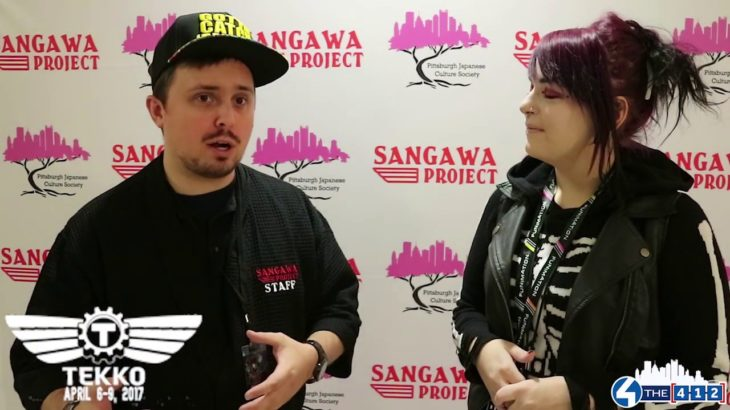 Pittsburgh Japanese Culture Society's The Sangawa Project