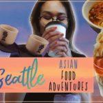 SEATTLE Asian Food Adventures | Parfaits, Ube, Sake Flights & Japanese Inspired Chinese Noodles