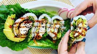 Spicy Chicken Tempura Roll – Galore Of Flavors