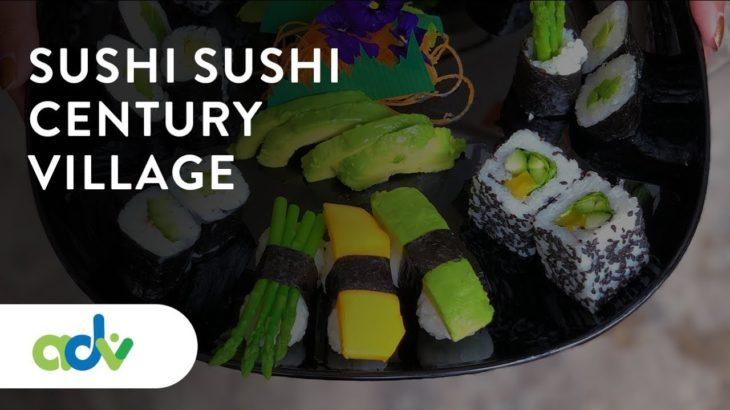 Sushi Sushi – Japanese restaurant in  Century Village, Dubai | UAE 2019