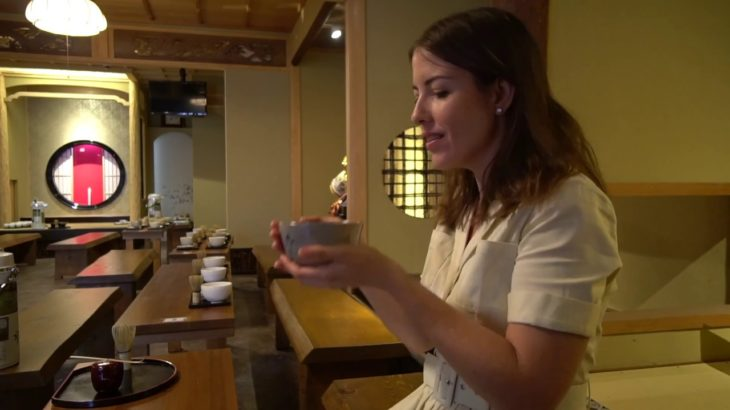 The story behind Matcha Yu Tea – blending a love of Japan and tea