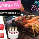 URAMESHI-YA Japanese Restaurant | Birthday Day Weekend Part 1