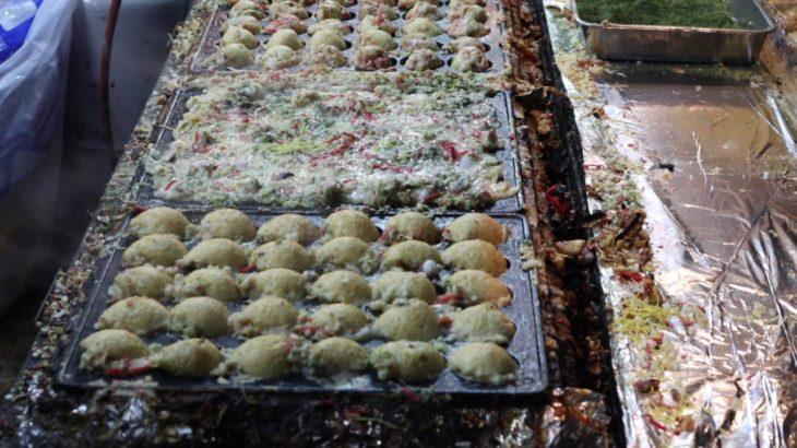 best japanese food || takoyaki