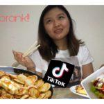 Japanese Food MUKBANG | Ugly Makeup Prank on my friends | Viral TikTok PANCAKES!