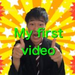 【Japanese】My first video!