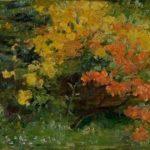 Kuroda Seiki (1866-1924) – A Japanese painter and teacher.