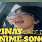 PINAY VOICE OVER  JAPANESE ANIME  SONGS Doraemon, Slumdunk, GhostFighter, Dragon Ball, VoltesV,Recca