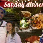 Sunday Dinner Vlog! (Learning Japanese)