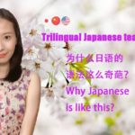 A trilingual Japanese teacher who teaches Japanese in Chinese and English. 一个用中英文教日语的日语老师。