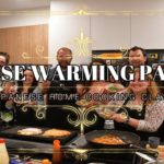 House warming Party – Japanese Home Cooking Classes-
