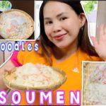 JAPANESE COLD NOODLES|SOUMEN/そうめん|JAPANESE FOOD DURING SUMMER