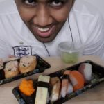 Sushi Eating Asmr   Japanese food