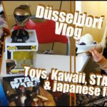 Düsseldorf Vlog – Toy hunting, Japanese food, Kawaii merch & STAR WARS comics