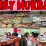 Family Mukbang Japanese Food