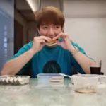 First Vlog Japanese Food Mukbang