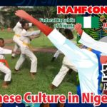 Japanese Culture in Nigeria……? / ナイジェリア で日本文化?!