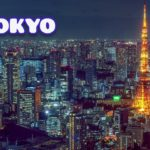 Tokyo Japan as in anime and real life (amazing blended video of both anime and real life Tokyo)