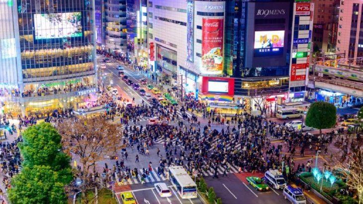 VLOG#2 TOKYO. JAPAN – SHIBUYA CROSSING &  TOKYO TOWER