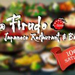 All You Can Eat 2020 @ Firudo Japanese Restaurant & Bar