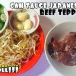 Cara Memasak Beef Teppanyaki Rasa Gurih Nikmat Khas Japanese Restaurant Food   Cooking Tutorial