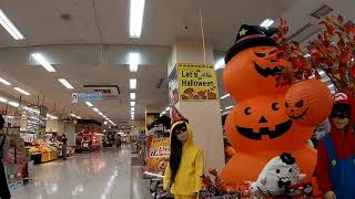 Halloween in Japan during the coronavirus pandemic!