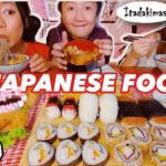 JAPANESE FOOD MUKBANG   HOW TO PREPARE JAPANESE FOOD   FOODENTRAVEL
