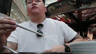 Mukbang Japanese food at hong kong