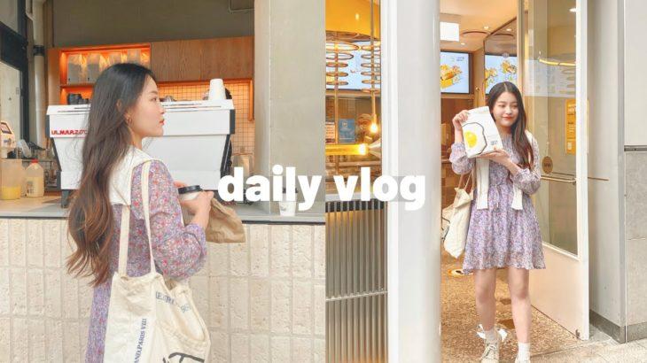 Nessie Diaries ☀️ Sydney cafes, Korean egg toast, Injeolmi crumble, Japanese food