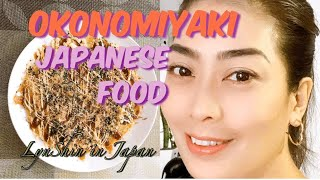 OKONOMIYAKI   (Japanese  Food)