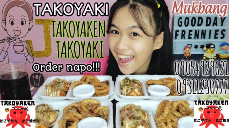 Takoyaki of TAKOYAKEN TAKOYAKI Taste Test | Japanese Food ✔️