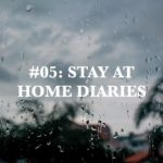 #05: STAY AT HOME DIARIES ✨   japanese food 🍣🍱, baking hokkaido egg tarts 🥧 & homemade granola 🥣