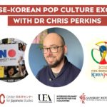 Beyond Japan Ep  #9: Japanese Korean Pop Culture Exchange with Dr Chris Perkins