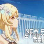 Gandhin Impact  // New Japanese anime game😍 // Story-line // Eflox YT