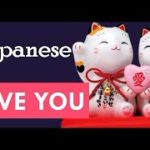 How to Say  I LOVE YOU in Japanese [Tamil]   Learning Japanese in Tamil