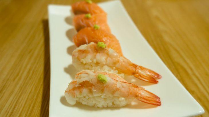 Japanese sushi  |  sushi  |  homemade sushi