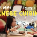 LUNCH DATE @JAPANESE CUISINE JURONG EAST MRT FOOD COURT | FOOD IS LIFE😂😋 |BY LAMON GIRLS