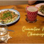 Quarantine Meals: Okonomiyaki (easy japanese food)