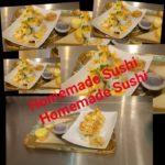 #Sushi#Japanesefood#yum#food# How to make Sushi Homemade chef Jeslain/Mamita's Channel