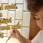 WARASUSHI ON WEEKEND! AUS-PINOY WANTS JAPANESE FOOD