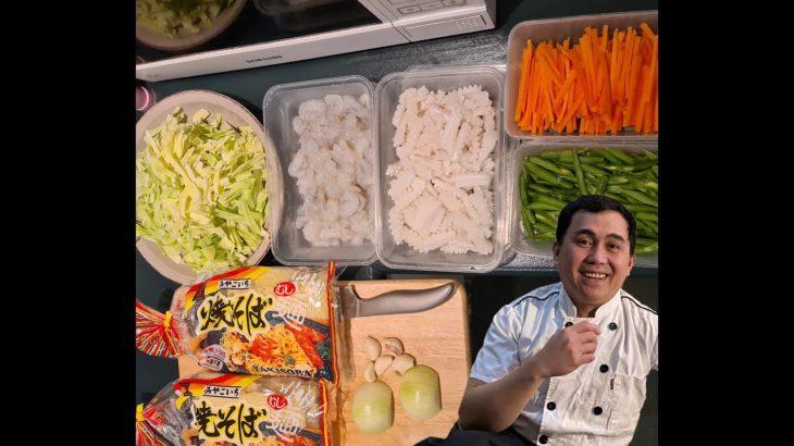 YAKI SOBA   -Japanese Food