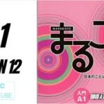 1.12 Japan Language and Culture: Marugoto A1 Lesson 12 – VOCABULARY   and TEST, flash card…