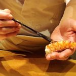 $400 high-end First-class SUSHI in Tokyo/Japanese Food#44