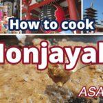 【ASAKUSA/Tokyo】Must try Japanese food while sightseeing   monjayaki   Curry bread  kaminariokoshi
