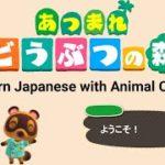Animal Crossing Japanese Vocabulary – Japanese Language Session