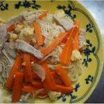 【そうめん消費】男の料理!そうめんチャンプル JAPAN food JAPAN cooking Japanese cuisine Okinawan food Somen champuru 4K