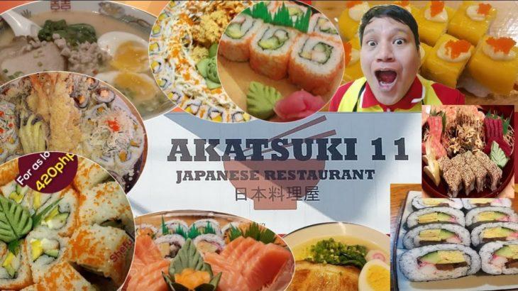 JAPANESE FOOD vlog