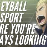 Learn Japanese with Anime – Volleyball Is A Sport Where You're Always Looking Up!