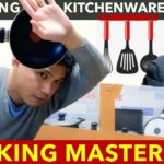 UNBOXING NEW NON STICK COOKWARE AND KITCHENWARE SET FROM JAPAN! FILIPINO FOOD JAPANESE FOOD COOKING!